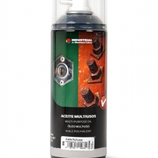 MTN Industrial Többcélú Olaj  / Kontakt Spray 400ml (Multi-Purpose Oil)