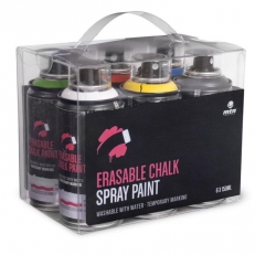 MTN PRO Lemosható Krétafesték 150ml 6-os Pack (Erasable Chalk Paint Pack)