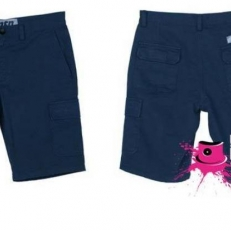 MTN Shorts (Marine Blue)
