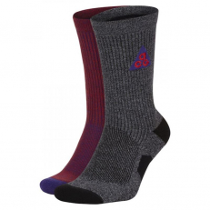 Nike ACG 365 Crew Socks 2 Pair - Multi Color