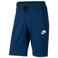 Nike Advance Slim-Fit Short - Blue