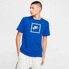 Nike Air Classic Comfort T-shirt Royal Blue