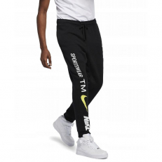 Nike Air fleece pants Black