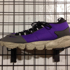 Nike Air Footscape NM - Court Purple/ Black - Light Taupe
