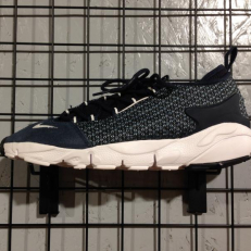 Nike Air Footscape NM Jacquard - Still Blue/ White- Armory Navy - Black