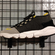 Nike Air Footscape NM - Sequoia/ Mineral Gold - Khaki - Wolf Grey