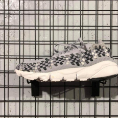 Nike Air Footscape Woven NM 'Wolf Grey'
