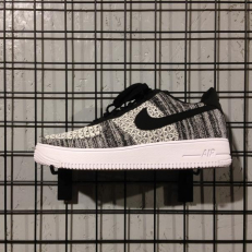 Nike Air Force 1 Flyknit Low 2.0 'Oreo'