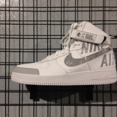 Nike Air Force 1 High 'Under Construction - White'