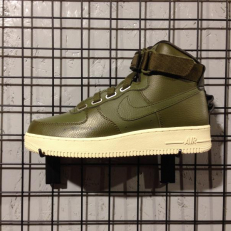 Nike Air Force 1 High Utility 'Olive Canvas'