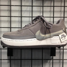 Nike Air Force 1 Jester Low 'Gunsmoke'