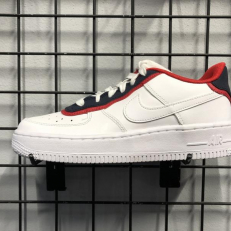 Nike Air Force 1 Low LV8 DBL GS 'Red Obsidian'
