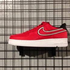 Nike Air Force 1 Low 'Reverse Stitch - Red'