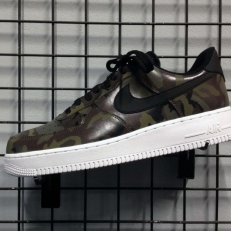Nike Air Force 1 'Olive Reflective Camo'