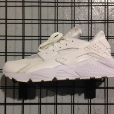 Nike Air Huarache 'All White'