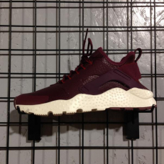 Nike Air Huarache Run Ultra Premium 'Night Maroon'