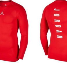 Nike Air Jordan 23 Alpha Warm Compression Training Top