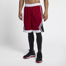 Nike Air Jordan Rise Diamond Short - Gym Red