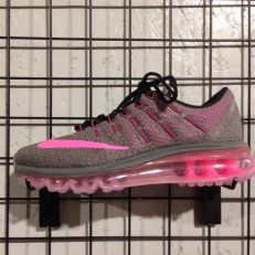 Nike Air Max 2016 - Wol Grey/ Rose Red