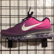 Nike Air Max 2017 (GS) - Purple Dynasty/ Summit White - Fire Pink