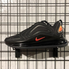 Nike Air Max 720 'Black Crimson'