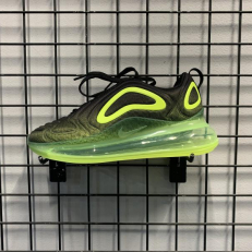 Nike Air Max 720 GS 'Black Volt'