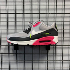 Nike Air Max 90 Essential 'Grey Fuchsia'