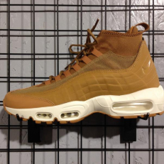Nike Air Max 95 Sneakerboot - Flax/ Flax/ Ale Brown/ Sail