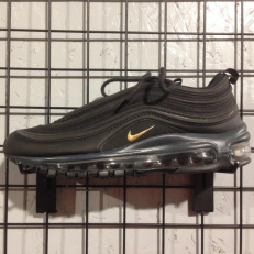 Nike Air Max 97 - Black/ Mettalic Gold - Anthracite