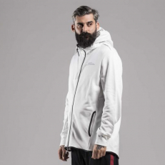 Nike Sportswear Air Max Full-Zip Hoodie - White