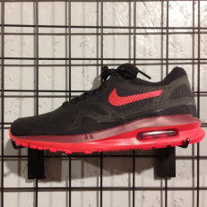 Nike Air Max Lunar1 - Black/ Action Red - Team Red