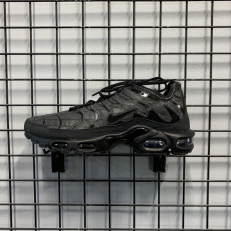 Nike Air Max Plus Deconstructed 'Triple Black'