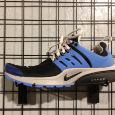 Nike Air Presto QS - Black/ Zen Grey - Habor Blue