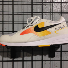 Nike Air Skylon II - White/ Black - Amarillo - Total Orange