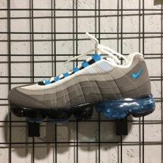 Nike Air Vapormax 95 - Black/ Neutral Grey - Neo Turquoise