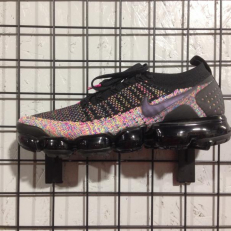 Nike Air VaporMax Flyknit 2 'Black Multi-Color'