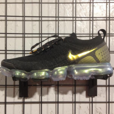 Nike Air Vapormax Flyknit 2 - Black/Multi-Color/Mettalic Silver