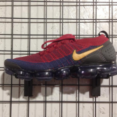 Nike Air Vapormax Flyknit 2 - Team Red/ Wheat - Obsidian - Black