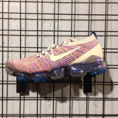 Nike Air VaporMax Flyknit 3 'Vivid Purple Multicolor'