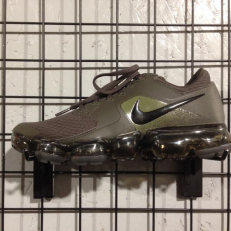 Nike Air Vapormax (GS) - Newsprint/ Medium Olive/ Black