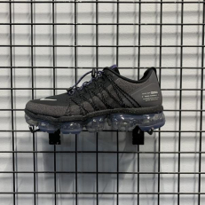 Nike Air VaporMax Run Utility - Black/ Reflective Silver - Thunder Grey - Sanded Purple