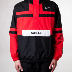 Nike Air Woven Jacket - University Red/ Black/ White