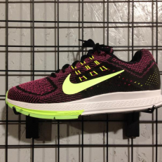 Nike Air Zoom Structure 18 - Pink Power/ Ghost Green  - Black - Volt
