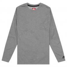 Nike Bonded Top 'Carbon Heather'