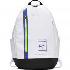 Nike Court Advantage Backpack - White/ Black/ Rush Violet