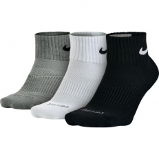 Nike Dri-FIT Half-Cushion Quarter (3db)