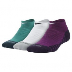 Nike Dry Cushion Crew No-Show Socks