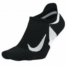 Nike Dry Elite Cushioned No-Show Running Socks