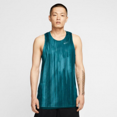 Nike Dri-Fit KD Sleeveless Basketball Top - Midnight Turquoise/ Cerulean