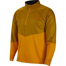 Nike Element Hybrid GX Sweatshirt - Dark Sulfur/ Reflective Silver